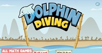 dolphin-diving