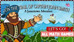 the-trail-of-captain-john-smith