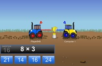 cool math tractor games