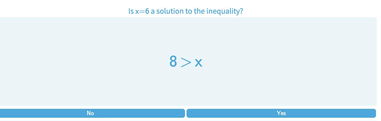 Variable Inequalities