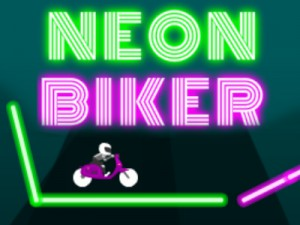 neon-biker