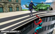 spider-hero-street-fight